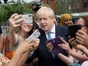 Grossbritanniens neuer Premierminister Boris Johnson stellt am heutigen Samstag sein Regierungsprogramm vor - er schloss aber Neuwahlen bereits aus. (Bild: KEYSTONE/AP Daily Telegraph POOL/GEOFF PUGH)