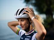 Jolanda Neff will in Tschechien ihren EM-Titel verteidigen (Bild: KEYSTONE/GIAN EHRENZELLER)