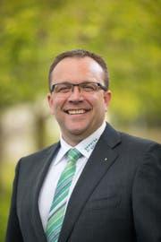 Felix Keller, Präsident der FDP-Fraktion im Stadtparlament. (Bild: PD)