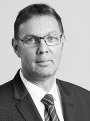 Peter V. Kunz ist Dekan der Rechtswissenschaftlichen Fakultät der Universität Bern