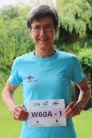 Monika Ammann glaubt an ihre Chance, in den nächsten Jahren doch noch einmal OL-Weltmeisterin zu werden. (Bild: pd)