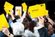 Die BDP gehört oft zu den Abstimmungssiegern, doch es fehlen die Konturen. (Bild: Keystone)