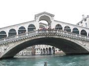 Die Rialtobrücke in Venedig. (Bild: PD/Wikicommons)