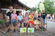 Mit Holzköfferchen und Reisepass erkunden Kinder und Erwachsene die Museen der Region. (Bild: pd)