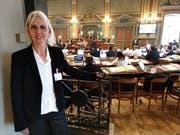 SVP-Kantonsrätin Carmen Bruss. (Bild: Max Tinner)
