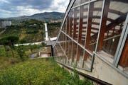 Eine solche Rolltreppe wie in Potenza regen die Grünliberalen für die Stadt St.Gallen an. (Bild: Getty)