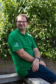 Der 21-jährige Dominik Manser aus Grabs hat sein Ticket für die Worldskills in Eigenregie über Umwege gelöst. (Bild: Adriana Ortiz Cardozo)