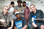 Ska und Jazz vom New York Ska-Jazz-Ensemble. (Bild: PD)