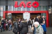 Das Einkaufszentrum Lago ist ein Magnet der Einkaufstouristen in Konstanz. (Bild: Benjamin Manser)