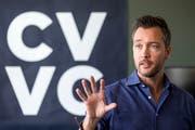 Mathias Ruch, Gründer und CEO von CV VC. (Bild: Alexandra Wey/Keystone, Zug, 20. September 2018)