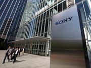 Der japanische Elektronikkonzern Sony wird von einem US-Investor unter Druck gesetzt, sich aufzuspalten. (Bild: KEYSTONE/AP/SHUJI KAJIYAMA)