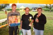 In der Kategorie Grabsercup konnte isch das Team «Feuer» begehrte Punkte sichern.