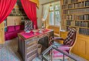 Der Schriftstellers Washington Irving schrieb «The Legend of Sleepy Hollow» in seinem Zuhause namens Sunnyside. Bild: zvg