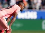 Kevin-Prince Boateng war zuletzt in Barcelona meistens Zuschauer (Bild: KEYSTONE/AP/MANU FERNANDEZ)