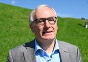 Nationalratskandidat Alois Bissig. (Bild: Romano Cuonz)