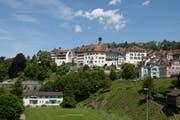 Trotz höchster Steuerkraft im Toggenburg: Lichtensteig hat eine hohe Sozialhilfequote. (Bild: Sabine Camedda)