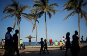 Die Ferienstimmung soll nicht von Kreditkarten-Gebühren getrübt werden. EPA/Kim Ludbrook