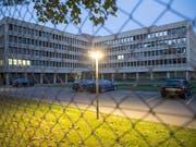 Büros des Nachrichtendienst des Bundes (NDB) in Bern. (Bild: KEYSTONE/PETER KLAUNZER)
