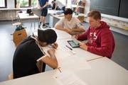 Seit mindestens zwei Jahren werden in Innerrhoden keine Schüleraustausche mehr durchgeführt. Bild: KEYSTONE/Christian Beutler