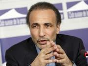 Die Klägerin beschuldigt den Islamwissenschaftler Tariq Ramadan, sie 2008 in einem Hotel in Genf missbraucht und entführt zu haben. (Bild: Keystone/SALVATORE DI NOLFI)