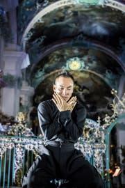 Thanh Pham Tri in «Desiderium», seiner letzten Produktion in St.Gallen. (Bild: Gian Ehrenzeller/Keystone (St. Gallen, 2. Juli 2019))