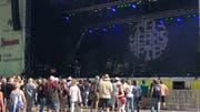 Die Band Ten Years After spielte in Wildhaus sogar 50 Jahre nach ihrem Auftritt in Woodstock. (Bild: Christiana Sutter)
