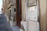 Die beiden Ämter, die zusammengeführt werden, haben ihren Sitz an der Davidstrasse in der Stadt St. Gallen (Bild: Seraina Hess)