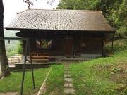 Die Gibelegg-Hütte. (Bild: Robert Knobel)