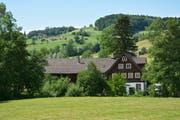 Die Chapfenmühle, die in früheren Jahren als Bäckerei genutzt wurde. (Bild: Beat Lanzendorfer)