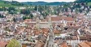 In der Stadt St.Gallen waren Ende Juni 174 Einheiten auf Airbnb ausgeschrieben. (Bild: Benjamin Manser)