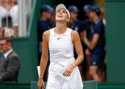 Belinda Bencic übt nach ihrem Wimbledon-Aus Selbstkritik (Bild: Keystone)