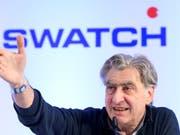 «So ein Quatsch»: Swatch-Chef Nick Hayek zu Investitionskontrollen in der Schweiz gegenüber chinesischen Firmen. (Bild: KEYSTONE/ANTHONY ANEX)
