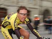 Alex Zülle schaffte es in den letzten 25 Jahren an der Tour de France als einziger Schweizer in die Top 3 der Gesamtwertung (Bild: KEYSTONE/JUERG MUELLER)