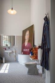 Selbstporträt im Badezimmer. (Bild: Adriana Ortiz Cardozo)