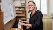 «In der Schweiz können die wenigsten Musiker vom Spielen oder Komponieren leben», sagt Trudi Strebi. (Bild: Urs Bucher)