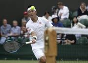 Roger Federers Gegner in den Viertelfinals heisst Kei Nishikori. (Bild: Keystone)