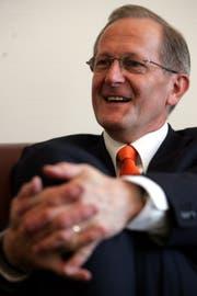 «Ich persönlich bin überzeugt, dass ein EU-Beitritt das Beste für die Schweiz wäre», sagt der ehemalige CVP-Bundesrat Joseph Deiss. (NEUE LZ/ESTHER MICHEL)