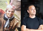 Dominic Deville früher und heute. (Bilder: PD)