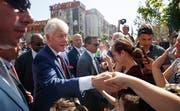 War vier Mal in Epsteins Privatjet unterwegs: Bill Clinton. (Bild: EPA)