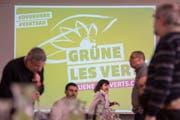 Die Grünen geniessen einen Vertrauensvorschuss bei ökologischen Themen. (Bild: Urs Flüeler/Keystone (Luzern, 21. Januar 2019))