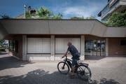 Der Shaka-Shop in Gossau musste seine Türen schliessen. (Bild: Benjamin Manser)