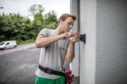 Für Handwerksbetriebe ist die Nachwuchssuche schwieriger geworden. (Bild: Gaetan Bally/Keystone)