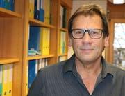 Peter Mathys, heutiger Gemeindepräsident von Basadingen-Schlattingen. (Bild: Archiv)
