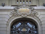 Die Nationalbank dürfte erneut interveniert haben (Archivbild). (Bild: KEYSTONE/ANTHONY ANEX)