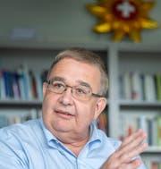 «Was die Ostschweizer Situation angeht, würde ich sagen: Relax!»: HSG-Professor Christian Laesser. Bild: Urs Bucher