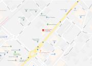 Bauarbeiten auf der Kantonsstrasse K17 in Root. (Screenshot: Google Maps)