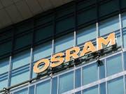 Der in der Schweiz kotierte Chip-Konzern AMS hat sich erneut in den Übernahmekampf um die deutsche Osram-Gruppe eingeschaltet. (Bild: KEYSTONE/EPA/LUKAS BARTH-TUTTAS)