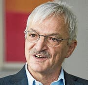 Peter Eisenhut. (Bild: Michel Canonica)