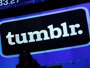 Die Internet-Plattform Tumblr ist erneut verkauft worden - diesmal soll ein Spottpreis dafür bezahlt worden sein. (Bild: KEYSTONE/AP/Mark Lennihan)