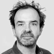 Wirtschaftsredaktor Daniel Zulauf.